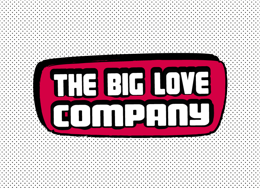logo the big love company